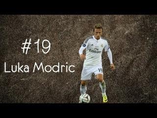 Luka Modric CROATIAN MAESTRO