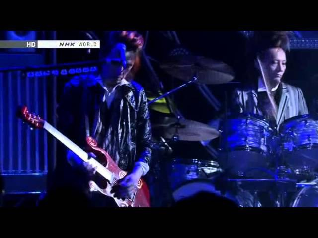 Buck Tick on JMELO NHK World