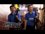 Emil Dariel: Cello Players Rock With Jimi Hendrix Cover - America's Got Talent 2014