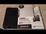 Обзор внешнего аккумулятора Sony CP-F2L или как Sony вводит в заблуждение покупателей
