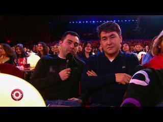 Азамат Мусагалиев и Давид Цаллаев в Comedy Club (20.11.2015)