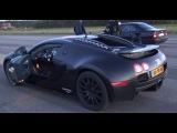 1001 HP Bugatti Veyron Dutchbugs vs BMW M5 E34 Turbo 900 RWHP by AG