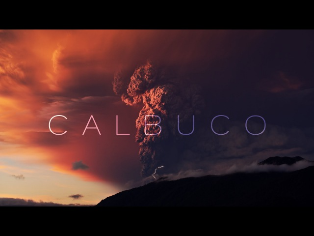 CALBUCO | volcanic eruption
