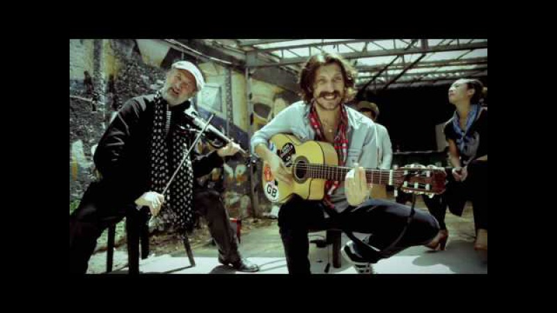 Gogol Bordello - Pala Tute | HibOO d'Live