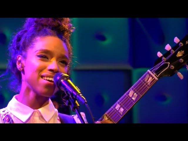 Lianne La Havas - Green Gold - RTL LATE NIGHT