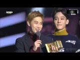 [Live_HD] 151202 EXO win Best Male Group Award @ 2015 MAMA in Hong Kong
