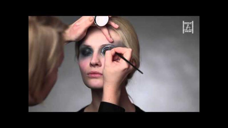 Мастер-класс Натальи Иващенко, преподавателя Make-Up Atelier Ростов-на-Дону