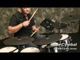 Электронная ударная установка ROLAND TD-30 V-Drums (на русском)