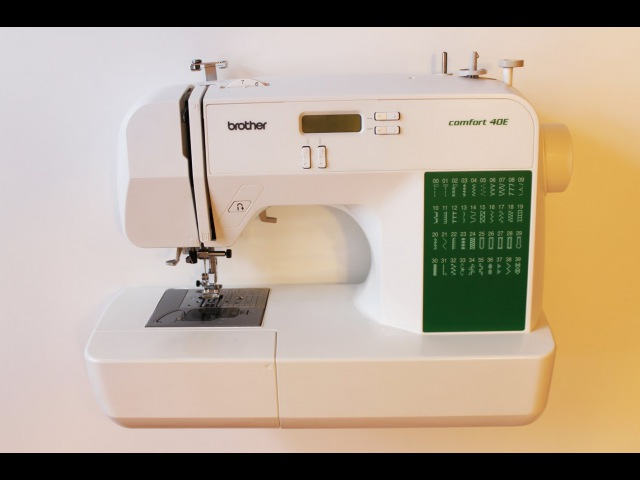 Швейная Машинка Brother Comfort 40 E (Обзор)