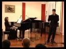 E.Bozza - Aria (Clarinet Piano)