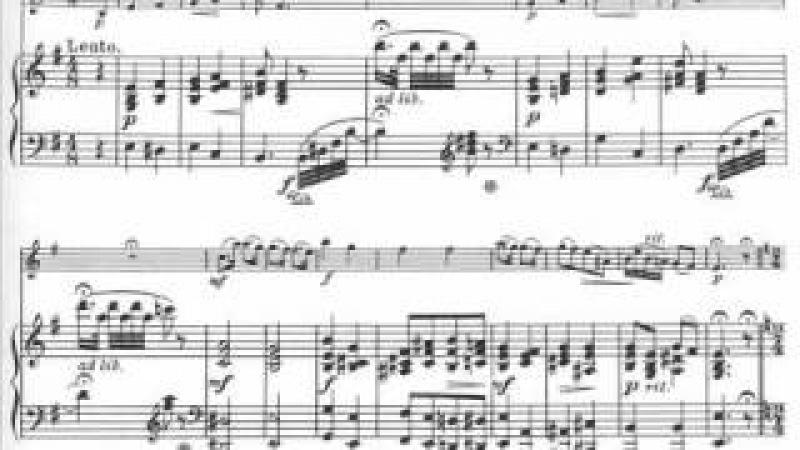 Rieding, Oskar violin concerto op.34 in G majeur