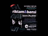 Riktam &amp Bansi - Summer Mix 2014