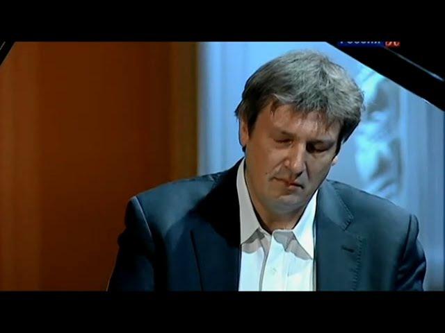 Boris Berezovsky plays Medtner - Sonata-Romantica op. 53 No. 1 (Moscow, 2012)