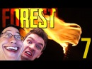 REAL TALK TOO HOT The Forest COOP w/ JackSepticEye - Part 7