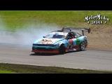 Drifting - Gatebil Mantorp 2015 - LeoVegas Powerslide Contest - FINAL