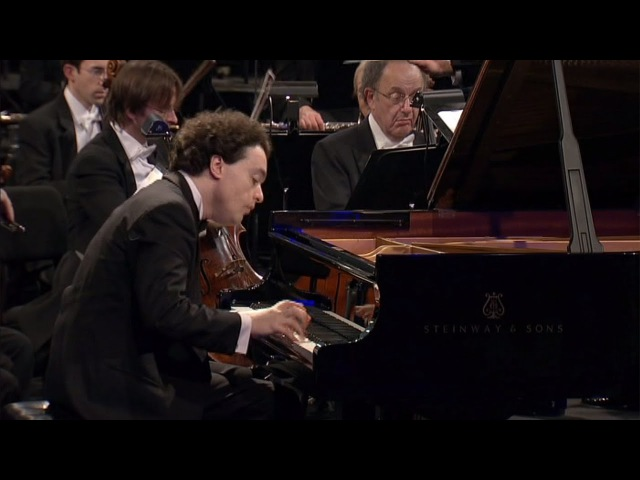 Evgeny Kissin Chopin Scherzo No 2 Op 31 Tel Aviv 2011