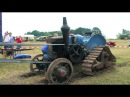Dreschen mit dem Lanz Bulldog Tractor start run and threshing
