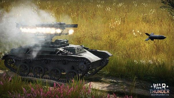 вар тандер танки установить