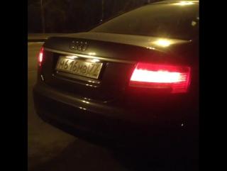 Audi A6 C6 3.0 Exaust