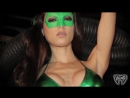 Green Lantern 2 movie LeeAnna Vamp making Green Lantern Sexy Sexy ;)