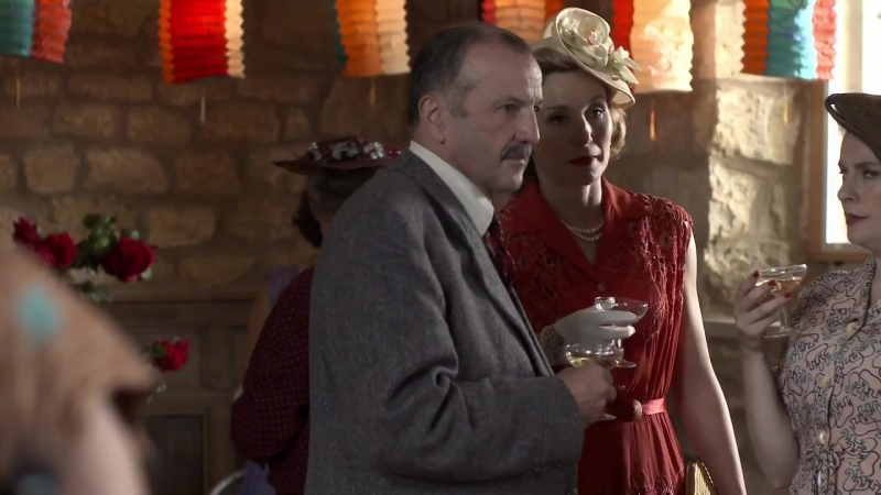Father Brown (2013). S04E03. The Hangmans Demise.