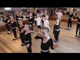 Відкритий урок хореографічної студії Карамельки . Музична гра Котенятка