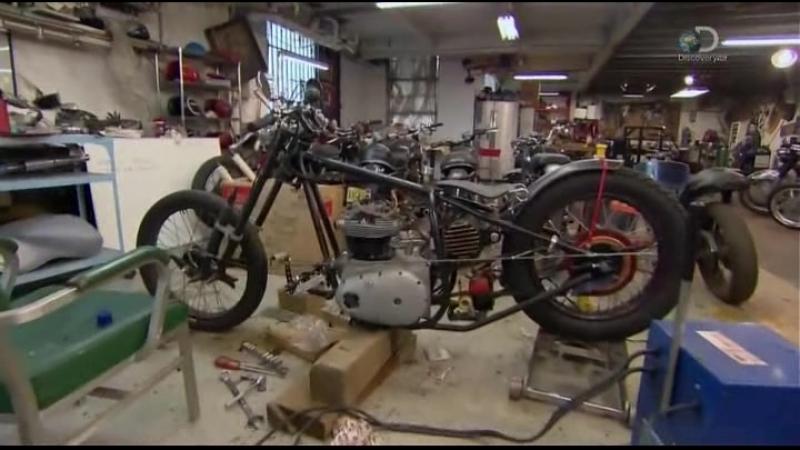 Мотореставрация (Philly Throttle) 02. Под чутким руководством.