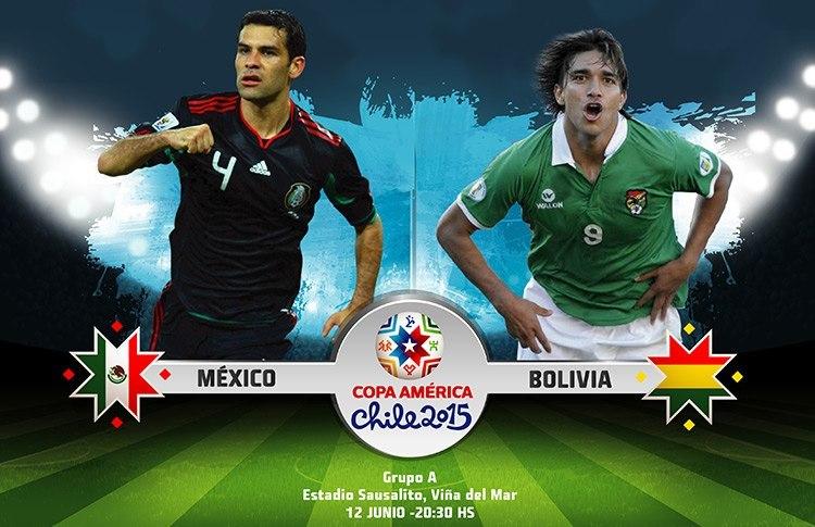 Постер к новости Мексиканцы и боливийцы вступают в борьбу на Кубке Америки