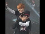[HYYH_ONSTAGE_DVD] Precious vmin moment!