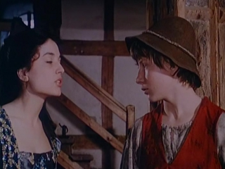 История о принцессе-пастушке и ее верном коне Фаладе (ГДР, 1988) по сказке братьев Гримм