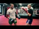 Встречные удары локтями в тайском боксе от Андрея Басынина.