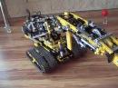 Lego robot cz 2 , ARM , 8 motors r/c