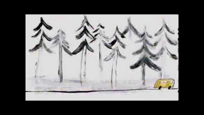 Анимационная работа Le retour Возвращение medium