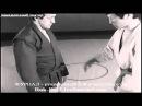 1 2 Подножки передняя и задняя варианты обучение СоюзСпортФильм 1985 САМБО Техника борьбы стоя