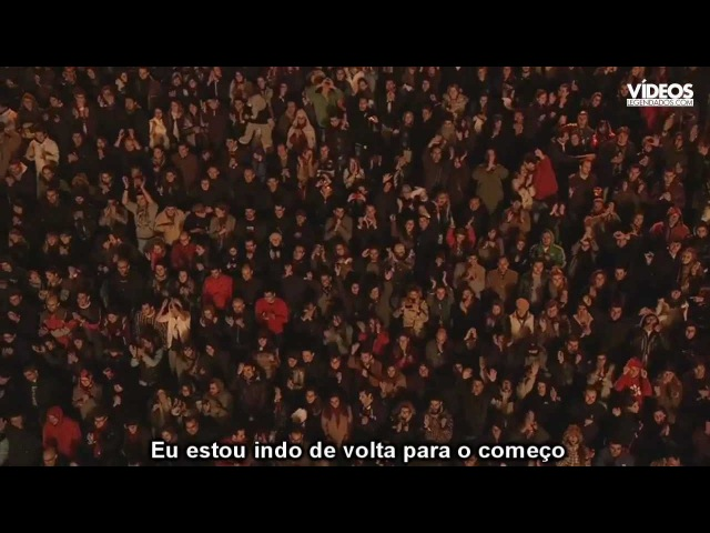Coldplay - Unstaged Show Completo Legendado HD - Live Madrid