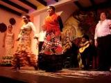 Fin de fiesta en Los Gallos, Sevilla