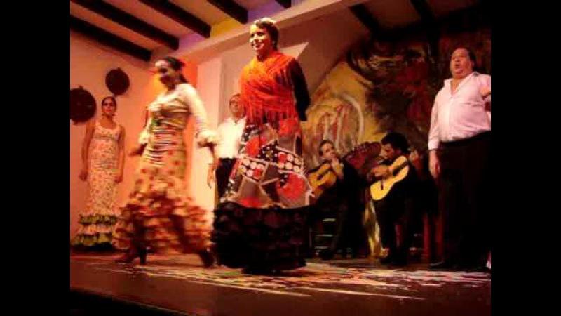 Fin de fiesta en Los Gallos Sevilla