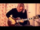 Joe Bonamassa - Stop! Solo cover by Dmitry Andrianov