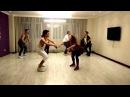 Sergey Gazaryan and Marta Khanna class of musical interpretation in salsa in HWS 2016
