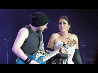 Within Temptation - Sinead (not apparature) (Дом Офицеров) 23.10.2015