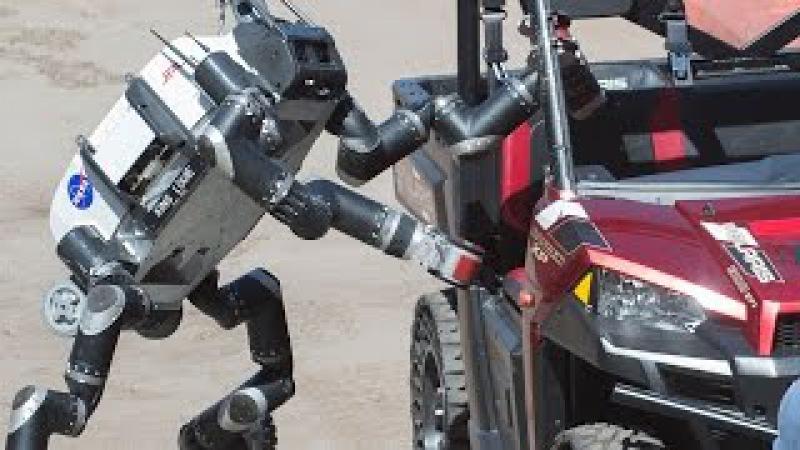 Beginnings of Skynet: The Best Robots in the World Meets in DARPA Robotics Challenge Finals 2015