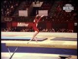 1978 USSR Gymnastics Display Wembley Highlights Mukhina Kim