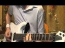 Blue Stahli - Shotgun Senorita (Zardonic remix) (Guitar cover / remix by Kordan)