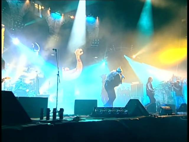 Aria Dance Of Hell Live Performance, Moscow 2006 [HQ]