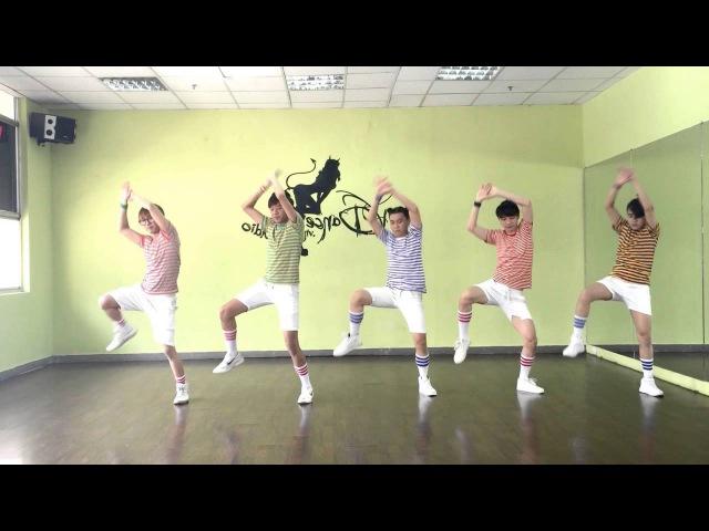 [HƯỚNG DẪN NHẢY] Dumb Dumb - Red Velvet [MIRORRED] TUTORIAL