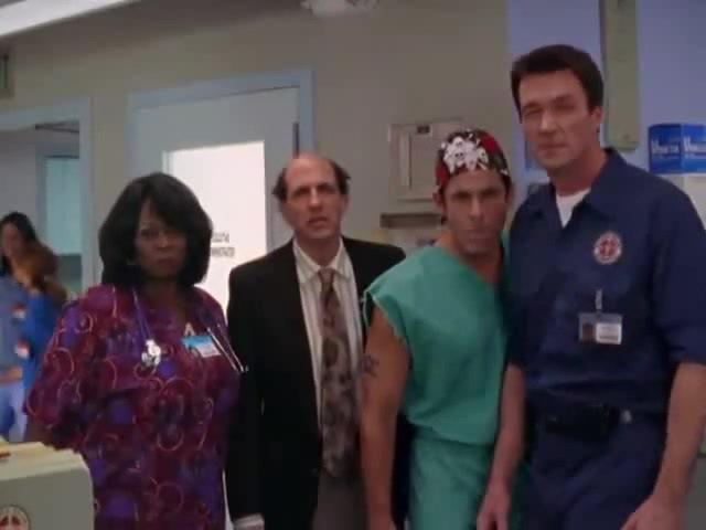 Тяжелый Взгляд, Клиника