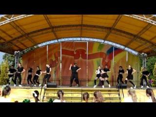 Sparkle dance - Domino(Республиканская универсиада, Пинск 2016)