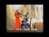 ESPRESSIVO CANTABILE из Сонаты для альта и фортепиано