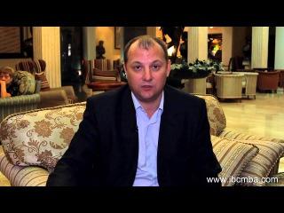 Интервью учредителя и CEO Международного Бизнес Клуба IBC MBA Игоря Селезнева