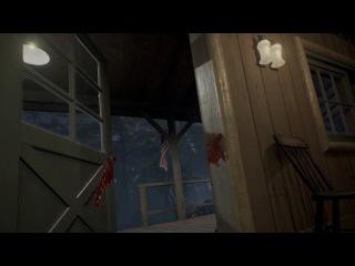 Friday The 13th The Game - Jason Door Execution Video [ новые трейлеры из игр ]
